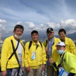 富士中央ライオンズ 春の健康ウォークへの参加