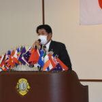 第1413回6月第一例会『メンバースピーチ』