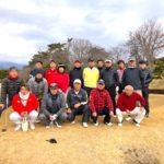 2月ゴルフ部