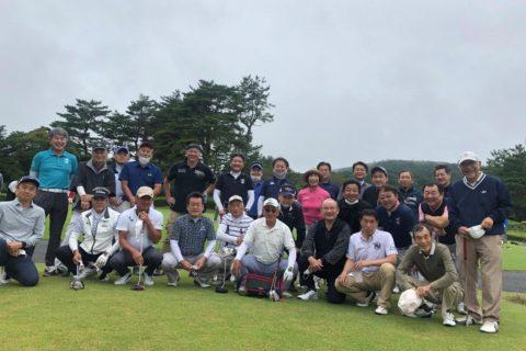ゴルフ9月例会