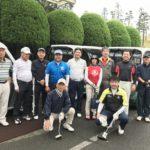 10月ゴルフ部