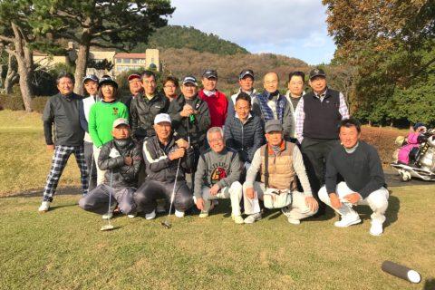 11月ゴルフ部
