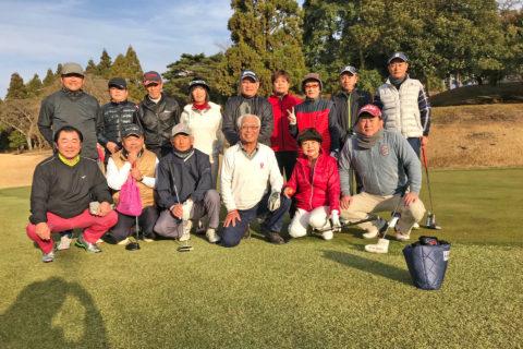 12月ゴルフ部