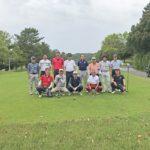 ゴルフ部5月例会