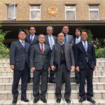新任ベトナム大使 表敬訪問