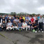 ゴルフ部打ち上げ月例会
