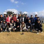 ゴルフ部1月例会