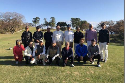 ゴルフ部11月例会