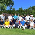 ゴルフ部9月例会